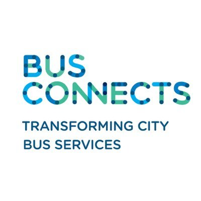 bus connects logo