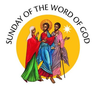 Sunday of the Word of God Official Logo