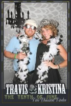 Booth 66 Photo Booth Studio- Chandelier Backdrop