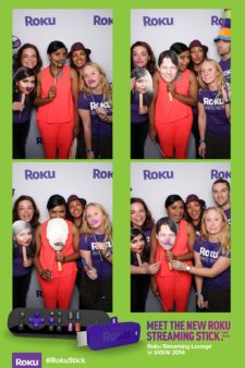 Roku Booth 66 Photo Booth