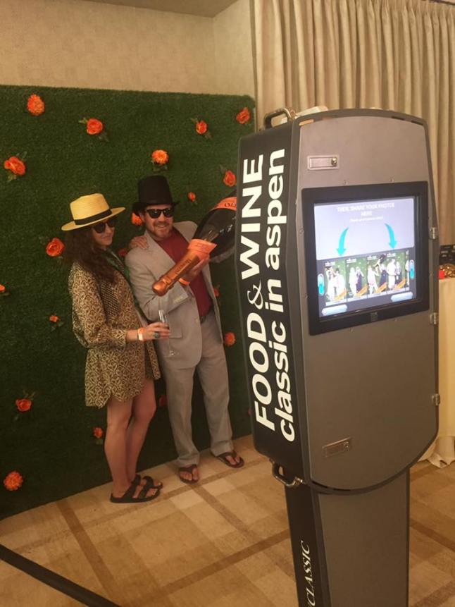 Interactive Photo Booth