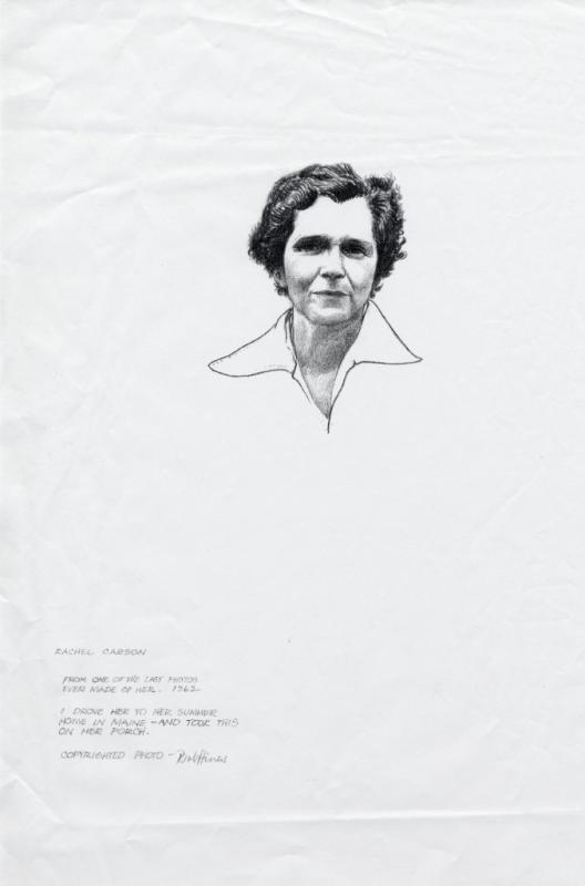 The partnership of Bob Hines and Rachel Carson included in