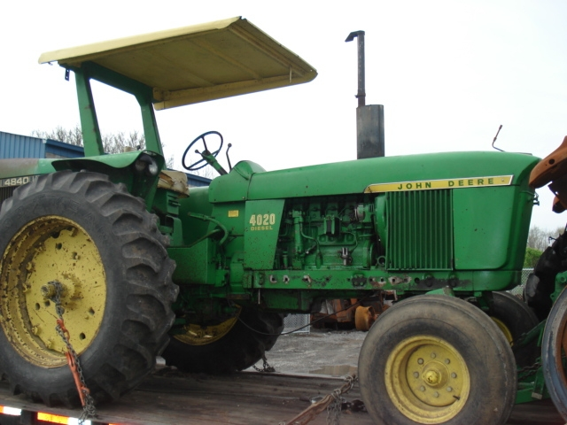 John Deere 4020 Tractor And Need The Wiring Diagram For The Battery