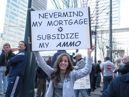 Bullets or House Payments?