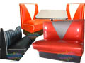 retro s - Booths By Style