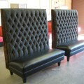 DINING BOOTHS BANQUETTE DIAMOND