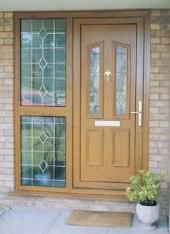 Door panelling