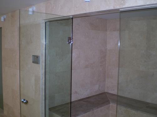 Bootle Glass - Bespoke Shower Screen