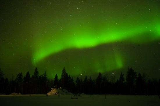 Northern Lights Alarm