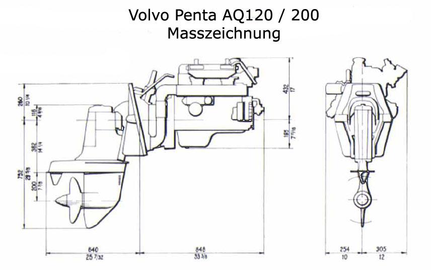 Volvo Penta Repair Manual Aq 170. volvo penta aq170 motor