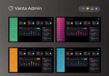 vanta templates
