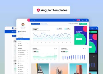 angularjs admin template PlusAdmin angular