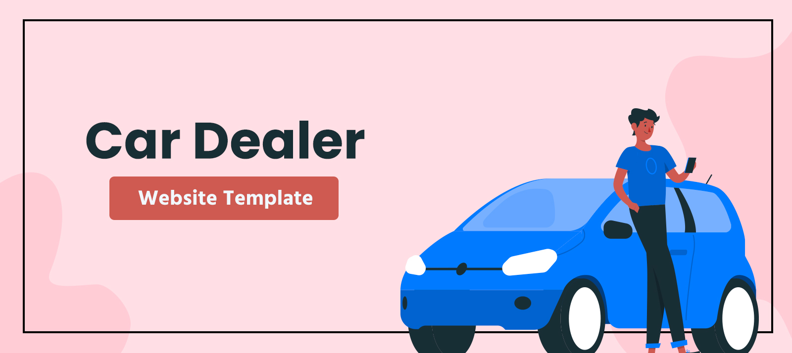Inspirational designs, illustrations, and graphic elements from the world's best designers. New Free And Premium Car Dealer Website Template That You Can Use In 2020
