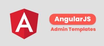 angular-js-admin-templates