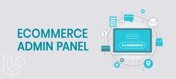 ecommerce admin panel