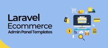 Laravel-Ecommerce-Admin-Panel-Templates