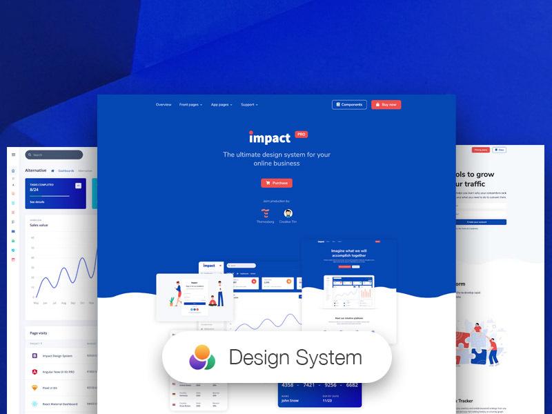 Impact Design System