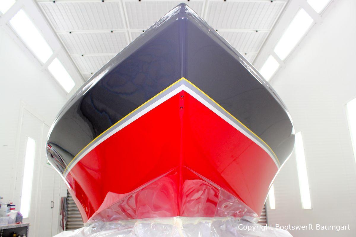 Refit für Boote und Yachten in der Bootswerft Baumgart in Dortmund