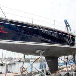Ankunft der Comfortina 38 am Gardasee
