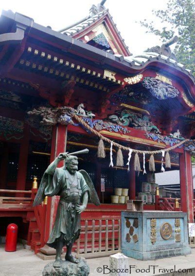 takaosan shrine