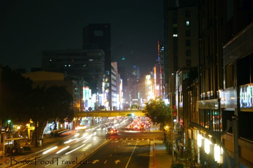 nanjing road taipei