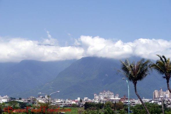 hualien mountains