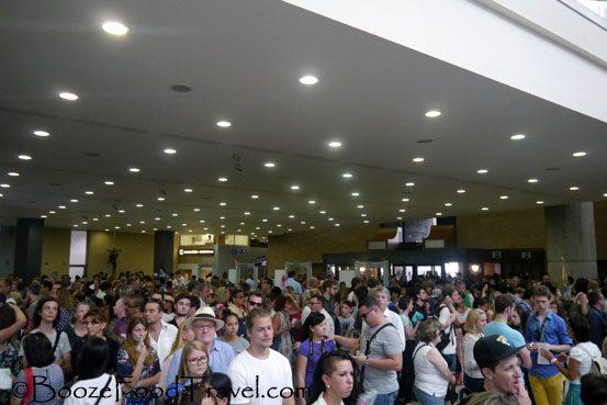 vatican crowd