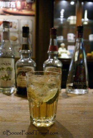 KFC cocktail tokyo