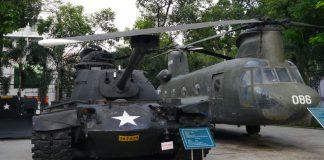 vietnam war remnants museum