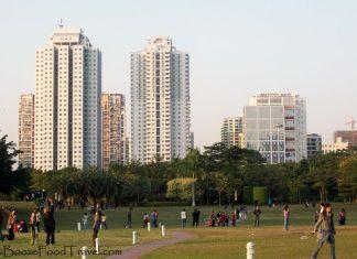 nanshan park shenzhen