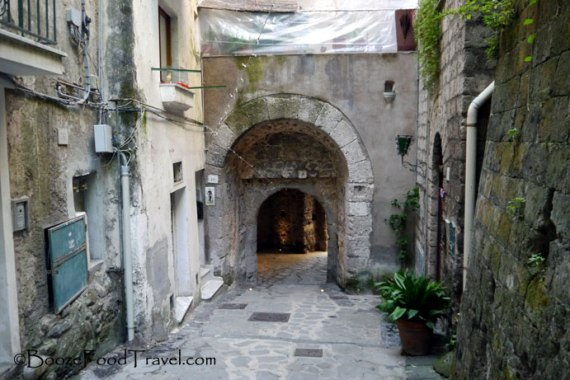 sorrento alley