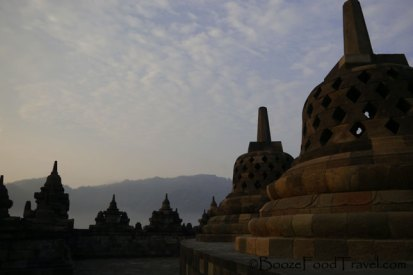 Borobudur: the reason everyone visits Yogyakarta