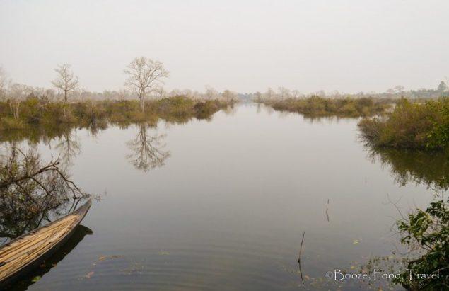 Banteay Srei lake