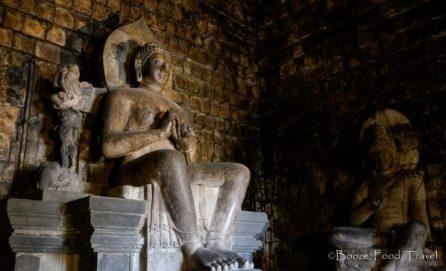 Candi Mendut Buddha