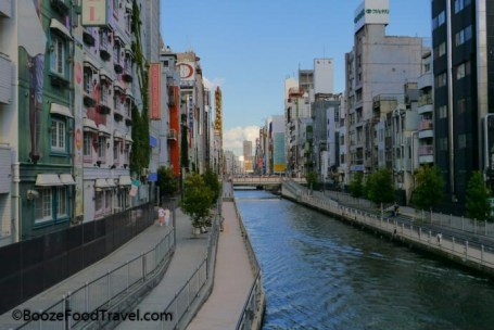 Dotonburi canal