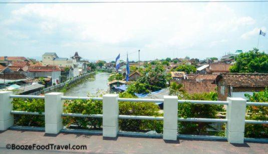 Yogyakarta road