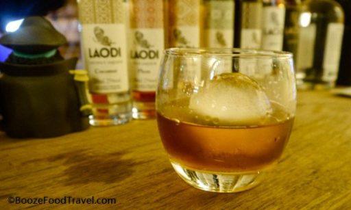Laodi cocktail