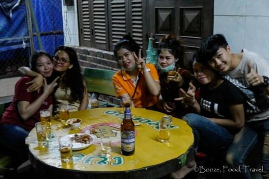 drinking vientiane