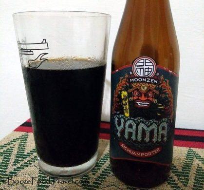 Yama Sichuan Porter