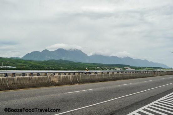 zhonghua bridge taitung