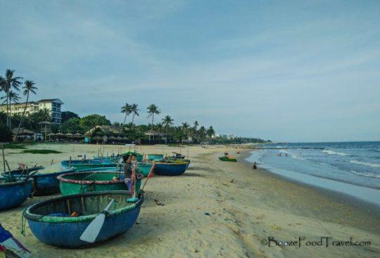 mui ne fishing boats