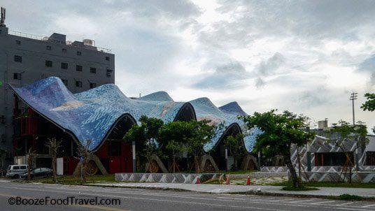 taitung artist village