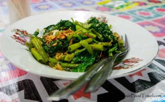 jogja spinach
