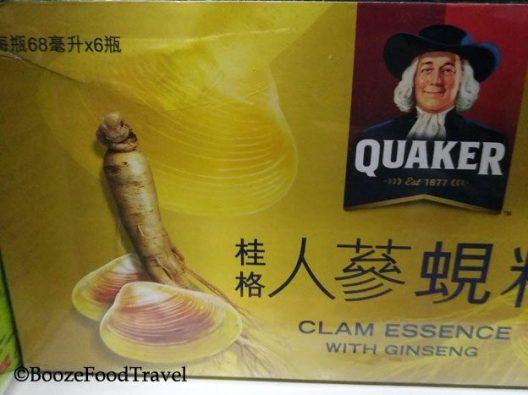 quaker clam essence