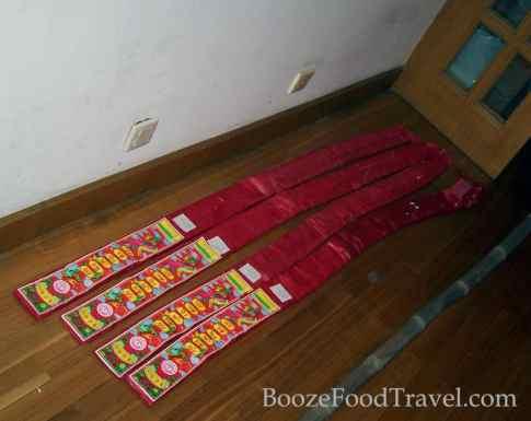firecrackers china