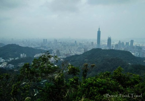 hiking taipei