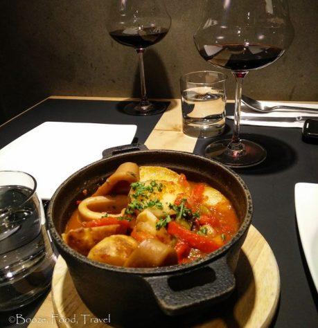 squid stew taipei