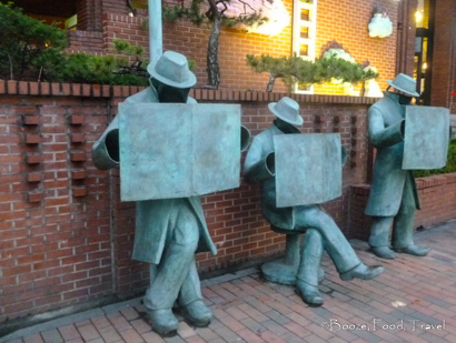 seoul sculptures