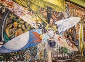 diego rivera art mexico