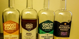 ghost coast whiskey